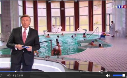 Reportage TF1 Thermes Aulus les Bains