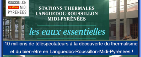 Thermalisme en Midi-Pyrénées