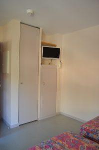 appartement 2 personnes pièce à vivre