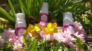 produits naturels cosmétiques à base d'eau thermale d'Aulus