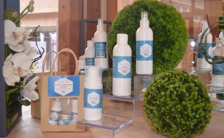 produits cosmétiques naturels d'Aulus