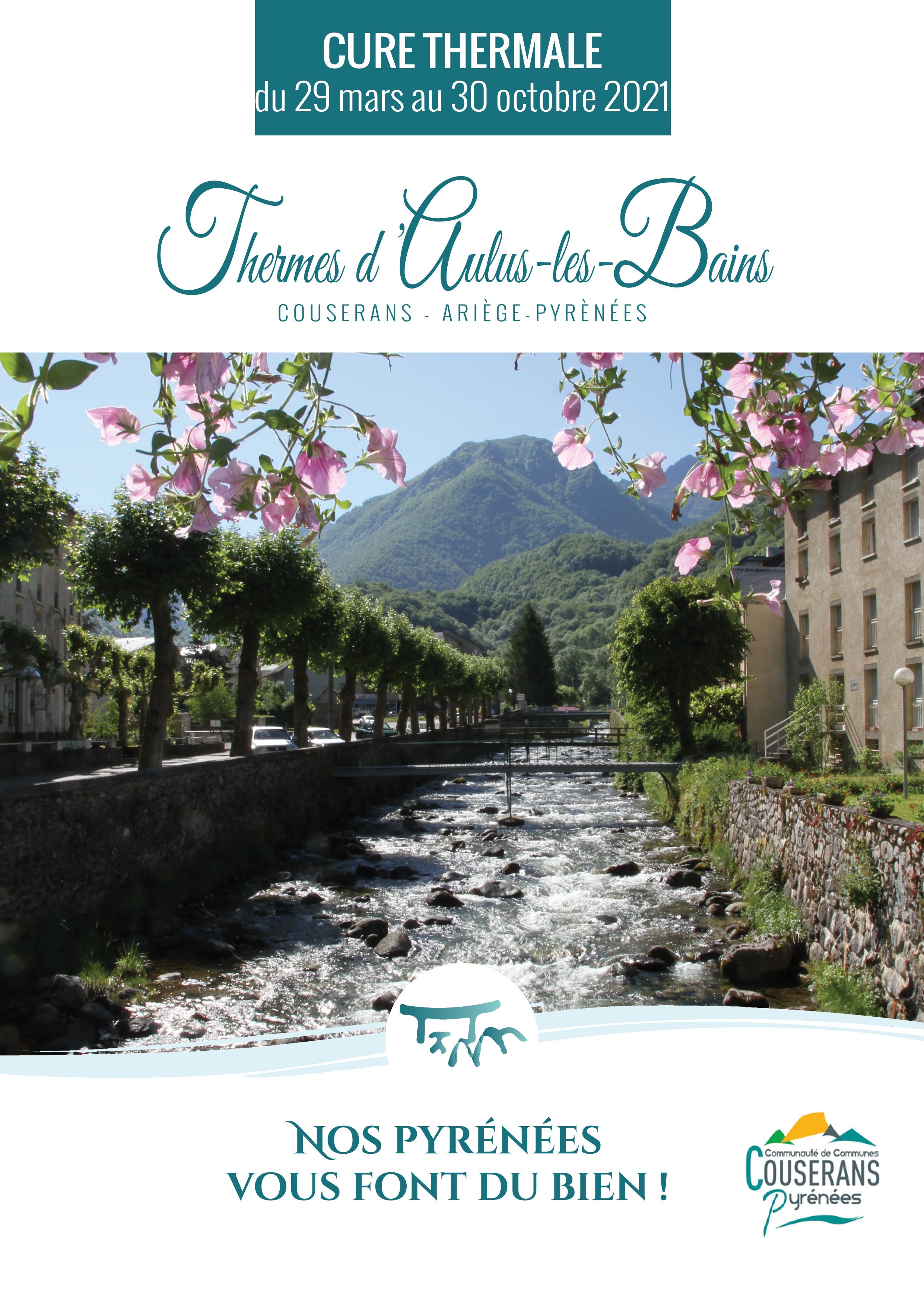 Brochure 2021 Cure Thermale aux Thermes d Aulus les Bains