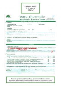 prescription cure thermale