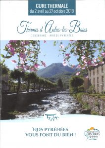 Brochure cure thermale 2018 Thermes Aulus les Bain