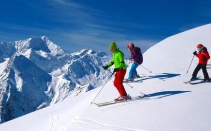 Ski detente Aulus les Bains